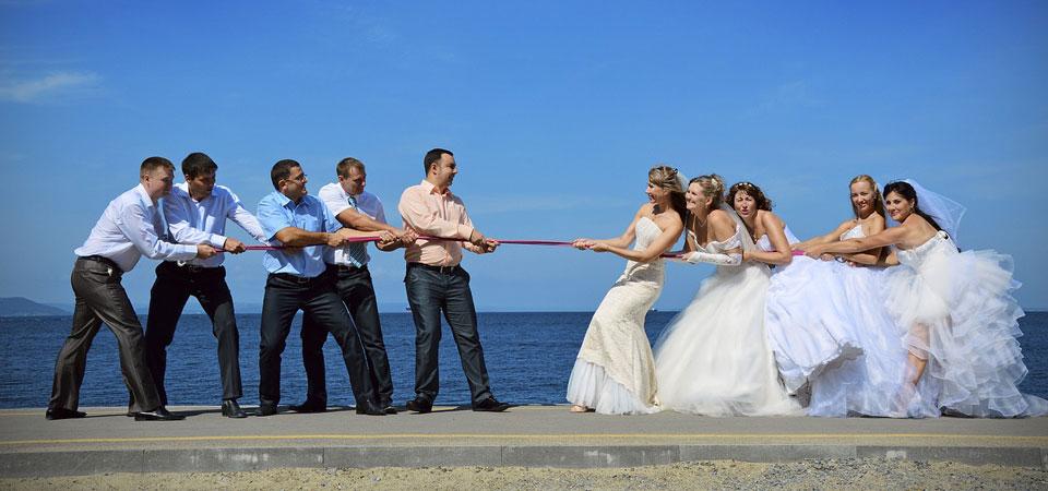 Hochzeitsunterhaltung