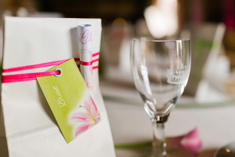 Gastgeschenk Hochzeit
