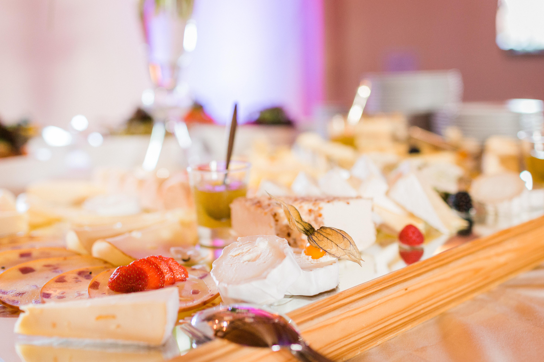 Bewirtung Hochzeitsgäste