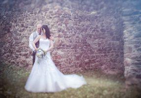 Ein traumhaftes Hochzeitspaar