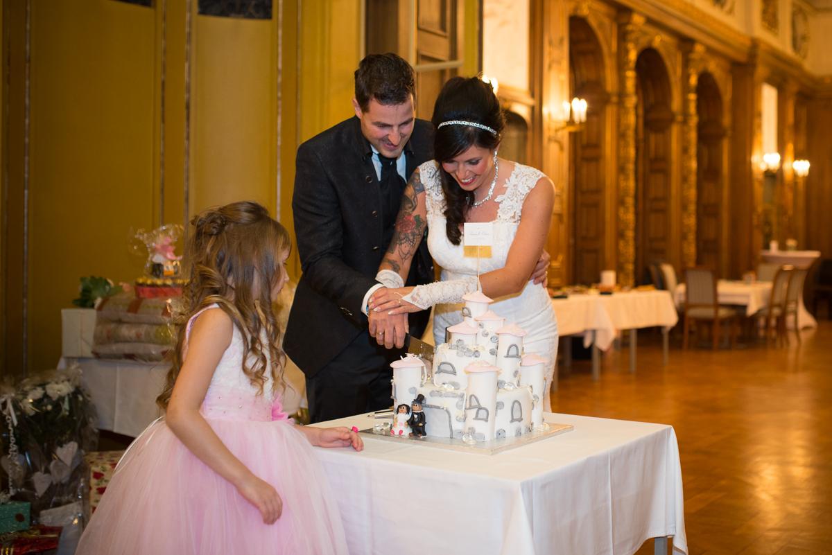 Hochzeitslocation Schlosshochzeit