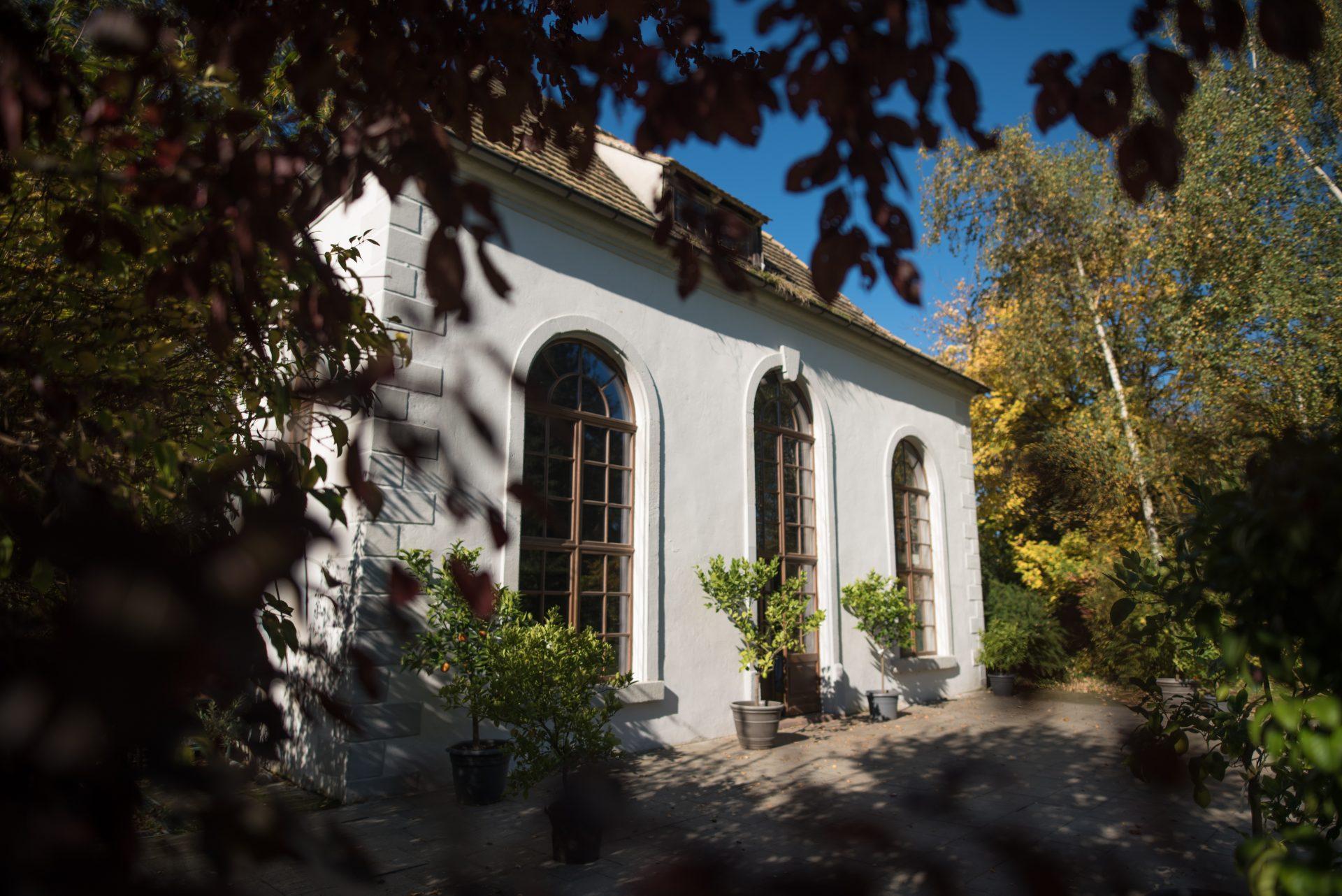 Das Lusthaus in Kohren-Sahlis - ein Geheimtipp für die Hochzeitsfeier