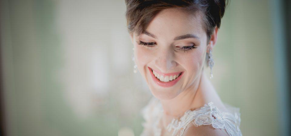 Hochzeit in Beerentönen
