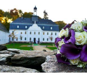 Heiraten auf Schloss Lichtenwalde